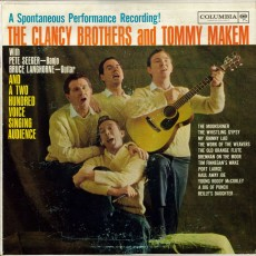 Clancy brothers and Tommy Makem – The Clancy brothers and Tommy Makem