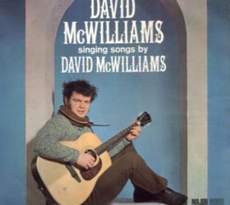 David McWilliams – David McWilliams singing songs by David Williams
