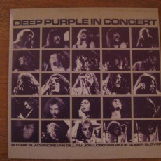 Deep purple – Deep purple in concert