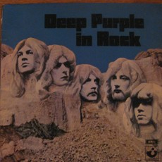 Deep purple – Deep purple in rock