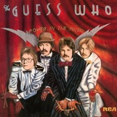 Guess who – Power in the music