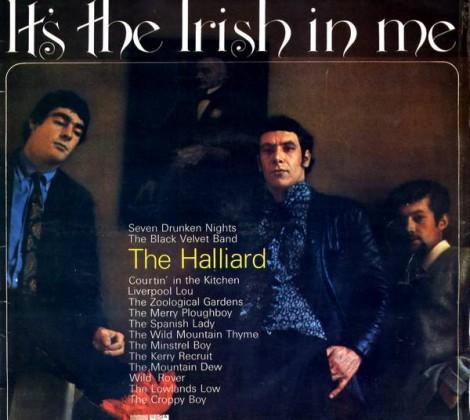Halliard – It's the Irish in me