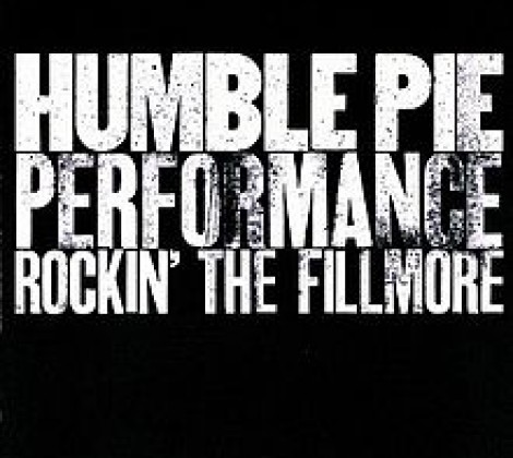 Humble pie – Performance