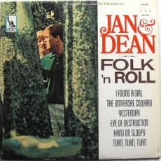 Jan and Dean – Folk n roll