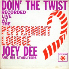 Joey Dee and his starliters – Doin the twist recorded live at the peppermint lounge