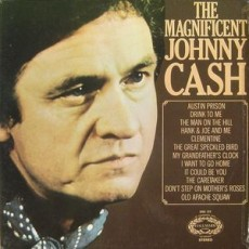 Johnny Cash – The magnificent Johnny Cash