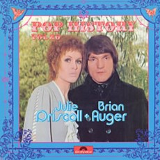 Julie Driscoll and Brian Auger – Pop history vol 26