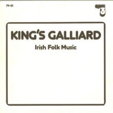 Kings Galliard – Kings Galliard irish folk music