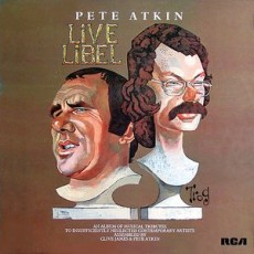 Pete Atkin – Live libel