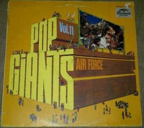 Air force – Pop giants vol 11