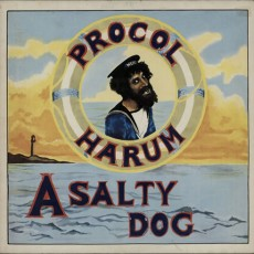 Procol Harum – A whiter shade of pale / A salty dog