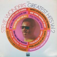 Stevie Wonder – Stevie Wonders greatest hits vol 2