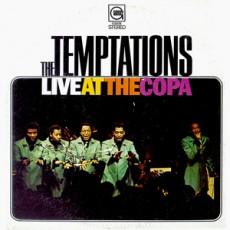 Temptations – The temptations live at the copa