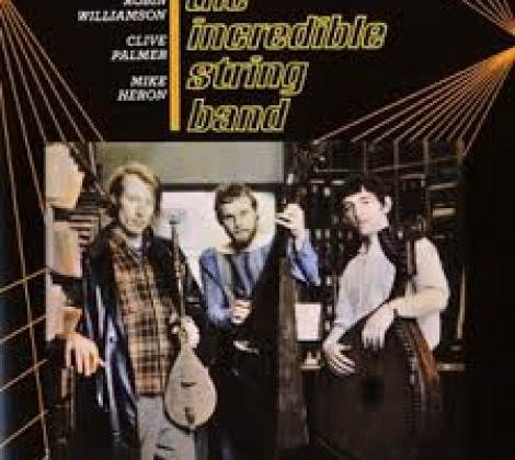 Incredible string band – Incredible string band
