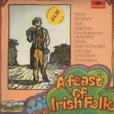 Various – A feast of Irish folk