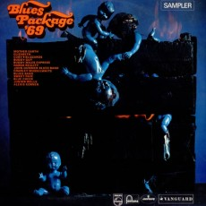Various – Blues package 69 sampler