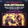 Various artists – Gold finger the original motion picture score
