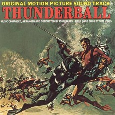 Various artists – Thunderball the original motion picture score