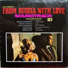 Various artists – From russia with love original soundtrack