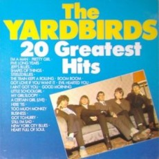 Yardbirds – The yardbirds 20 greatest hits
