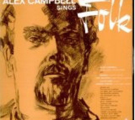 Alex Campbell – Alex Campbell sings folk