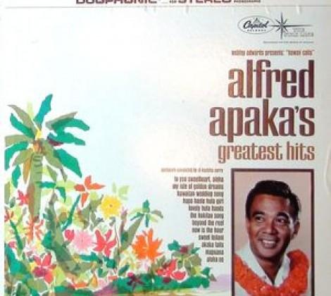 Alfred Apaka – Alfred Apakas greatest hits