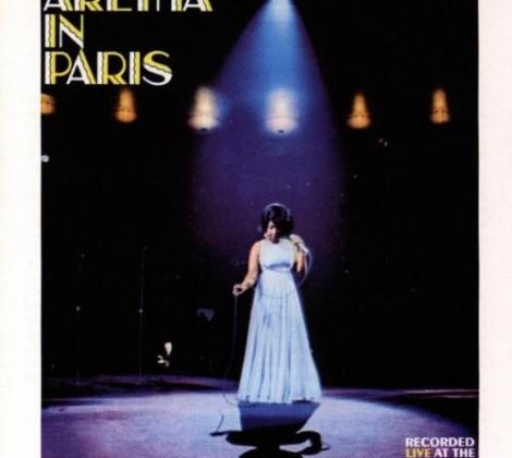 Aretha Franklin – Aretha in Paris