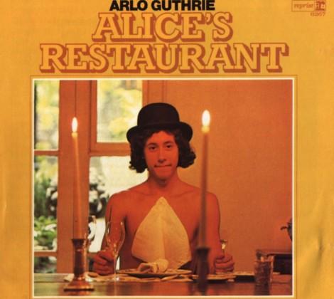 Arlo Guthrie – Alices restaurant