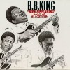 B B King – Now appearing at ole miss