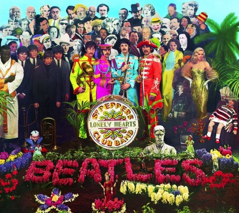 Beatles – Sgt Peppers lonely hearts club band