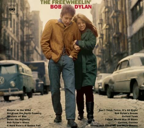 Bob Dylan – The freewheelin Bob Dylan