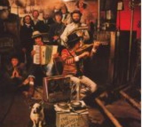 Bob Dylan and the band – The basement tapes