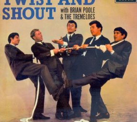 Brian Poole and the tremeloes – Twist and shout with Brian Poole and the tremeloes