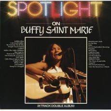 Buffy Sainte-Marie – Spotlight on Buffy Sainte-Marie