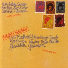Captian beefheart and his magic band – Strictly personal