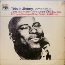 Jimmy James and the vagabonds – This is Jimmy James