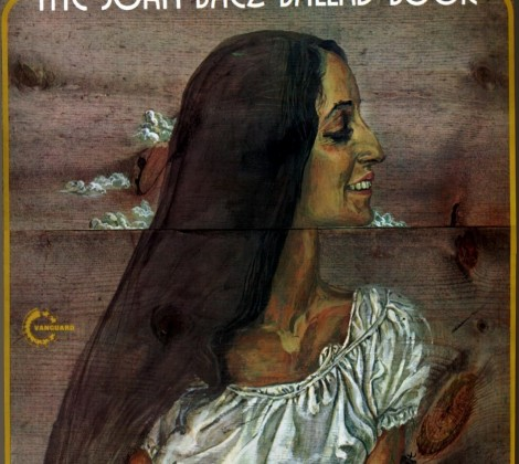 Joan Baez – The Joan Baez ballad book
