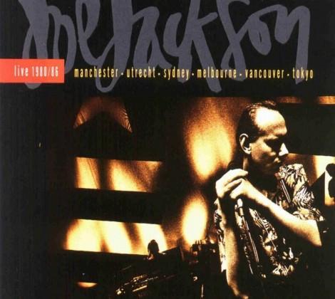 Joe Jackson – Joe Jackson live 1980/86