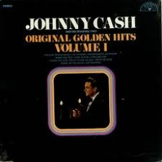 Johnny Cash – Johnny Cash original golden hits vol 1