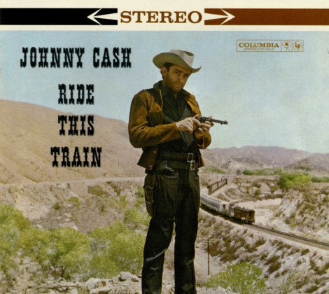 Johnny Cash – Ride this train