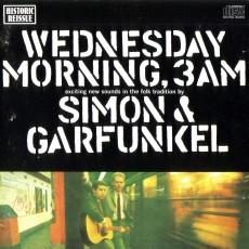 Simon and Garfunkel – Wednesday morning 3 am