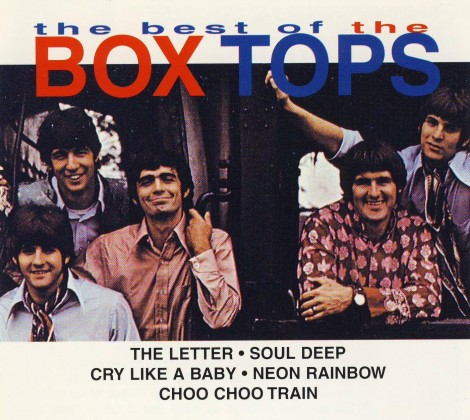 Box tops – Best of the box tops