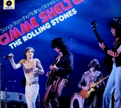 Rolling stones – Gimme shelter
