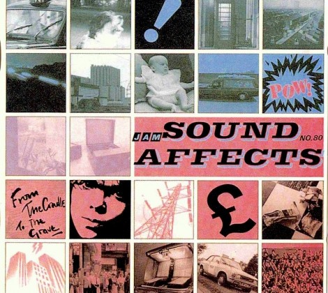 Jam – Sound affects