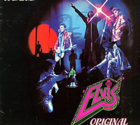 Various – Elvis original cast album