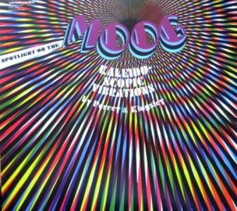 Perrey and Kingsley – Spotlight on the moog, kaleidoscopic vibrations