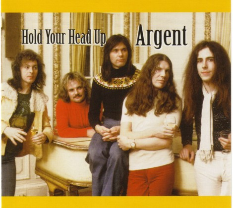 Argent – Hold your head up