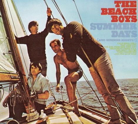 Beach boys – Summer days and summer nights