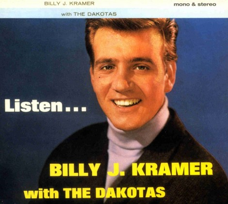 Billy J Kramer with the Dakotas – Listen