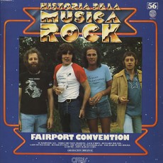 Fairport convention – Historia de la musica rock